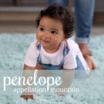 Penelope: Baby Name of the Day