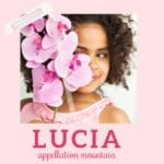 Baby Name Lucia: Light and Lovely