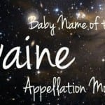 Yvaine: Baby Name of the Day