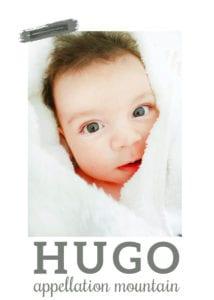 baby name Hugo
