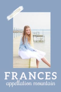 baby name Frances