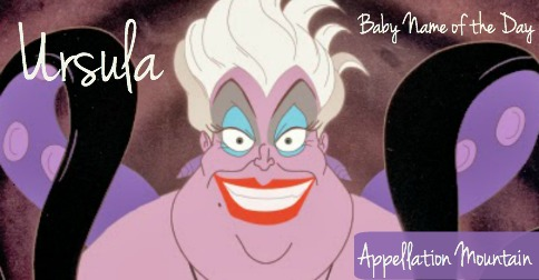 Ursula: Baby Name of the Day