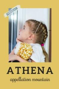 baby name Athena