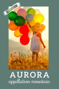 baby name Aurora