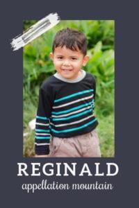 baby name Reginald