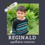 baby name Reginald