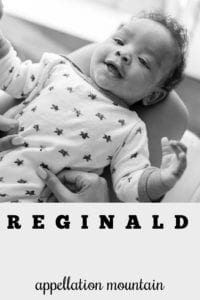 boy name Reginald