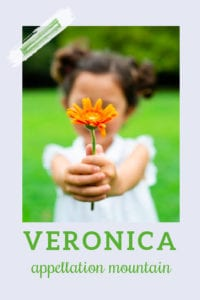 baby name Veronica