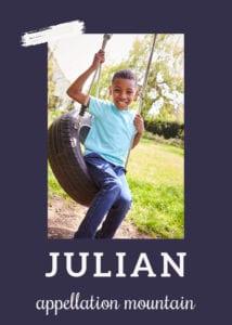 baby name Julian