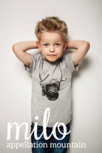 Milo: Baby Name of the Day