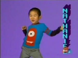 Yo Gabba Gabba Nathaniel