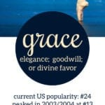 Baby Name Grace: Virtuous and Traditional