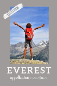 baby name Everest