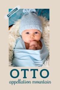 baby name Otto