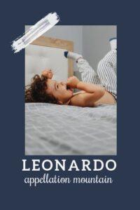 baby name Leonardo