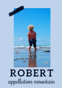 baby name Robert