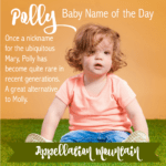 Polly: Baby Name of the Day