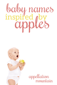 Apple Baby Names