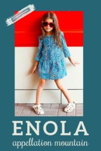 baby name Enola