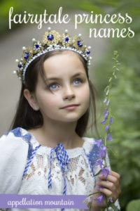 Fairytale Princess Names