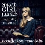Strong Girl Names: Inspired by Hermione, Part I
