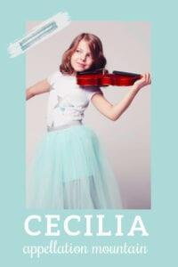baby name Cecilia