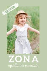 girl name Zona