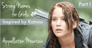 Strong Names for Girls: Inspired by Katniss