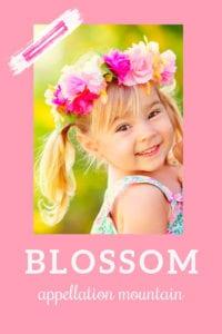 baby name Blossom
