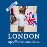 Baby Name London: Storied and Stylish