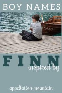 Finn names