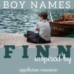 Finn Names: Griffin, Fintan, Finnick