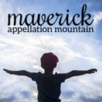Maverick: Baby Name of the Day