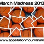 Favorite Boy Names: March Madness Semi-Finals 2013