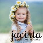 Jacinta: Baby Name of the Day