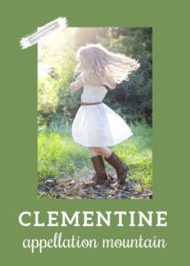 baby name Clementine