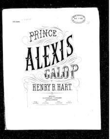Prince Alexis Galop
