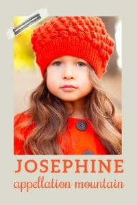 baby name Josephine