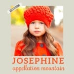 Baby Name Josephine: Elegant and Spirited