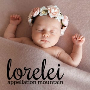 Lorelei: Baby Name of the Day