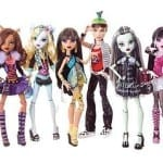 Cleo, Abbey, and Twyla: Monster High Names