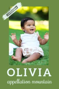 baby name Olivia