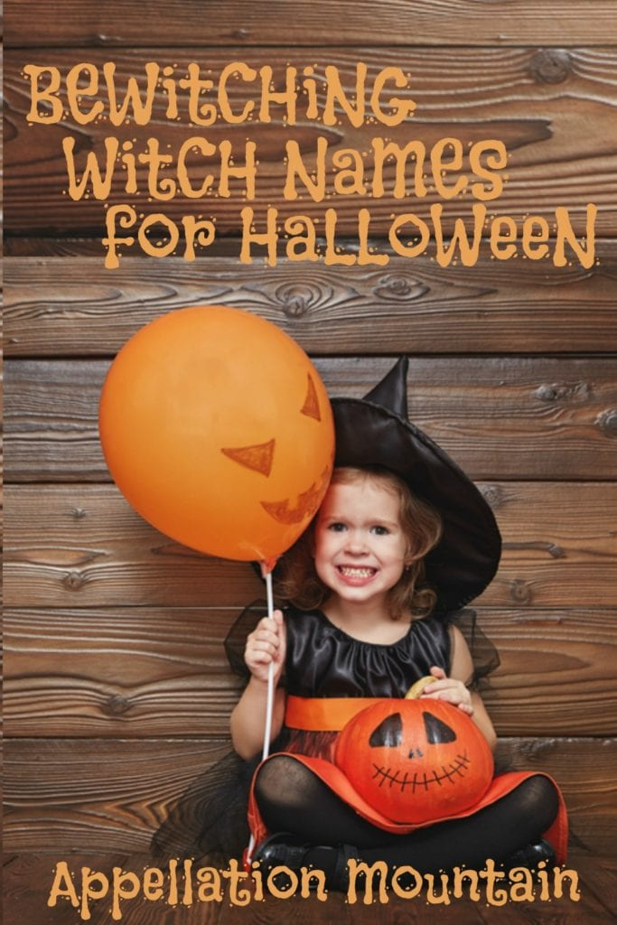 Witch Names