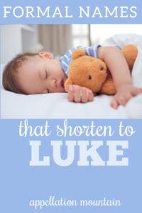 Luke names