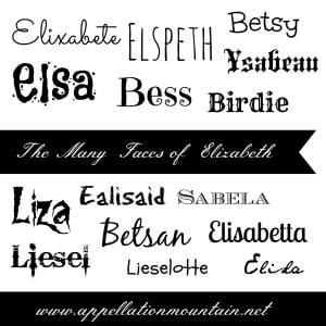Elizabeths