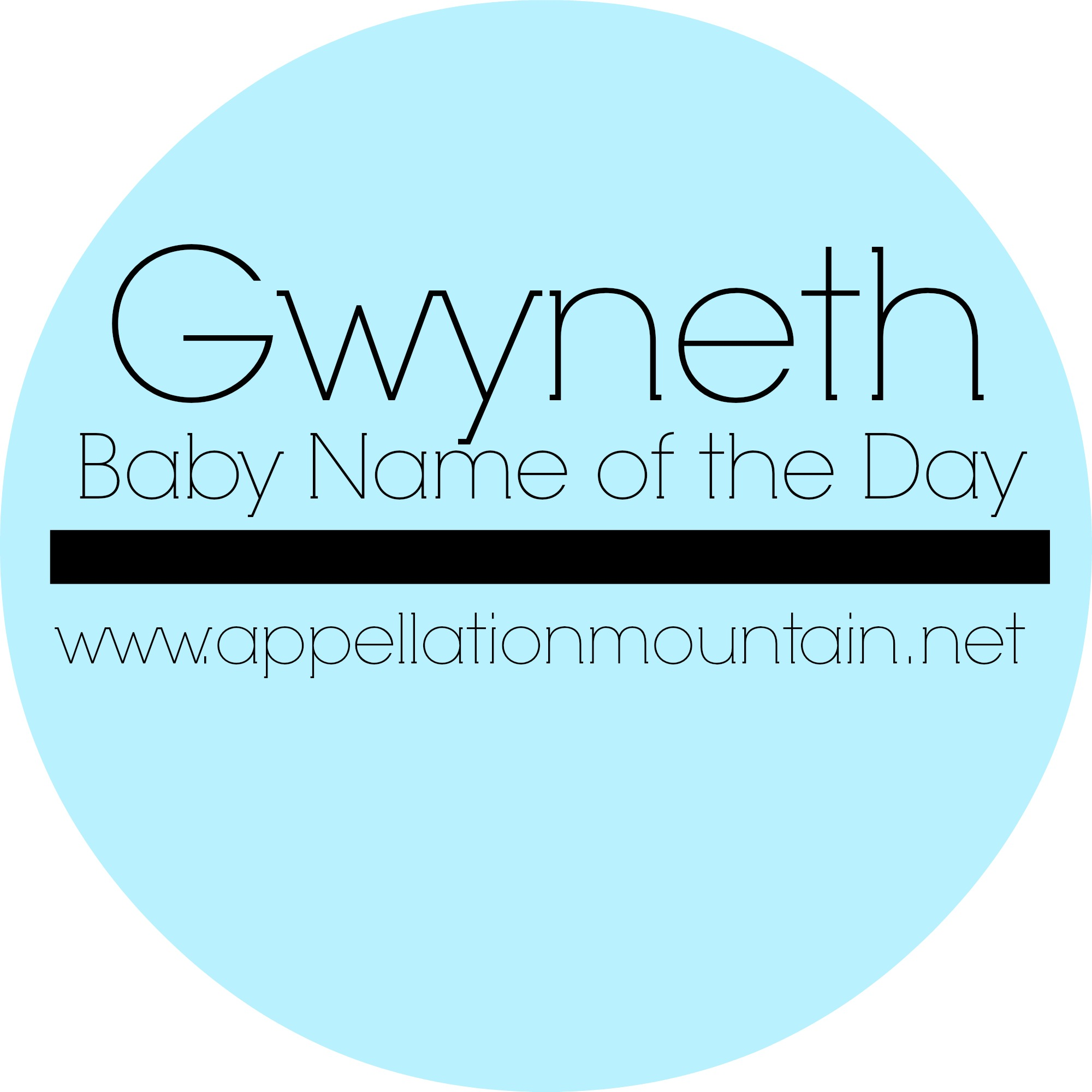 Meaning of name blanche - Gwyneth Baby Name Of The Day