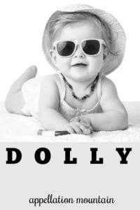 girl name Dolly
