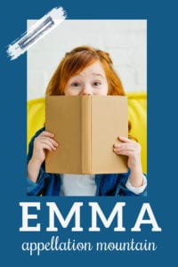 girl name Emma