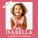 Baby Name Isabella: Regal and Romantic