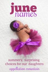 June names